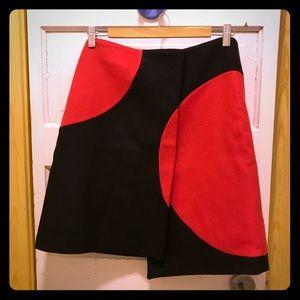 Italian wool skirt by MSGM